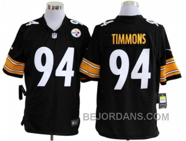 http://www.bejordans.com/free-shipping-60-off-nike-pittsburgh-steelers-94-timmons-black-game-jerseys.html FREE SHIPPING ! 60% OFF! NIKE PITTSBURGH STEELERS #94 TIMMONS BLACK GAME JERSEYS Only $20.00 , Free Shipping!