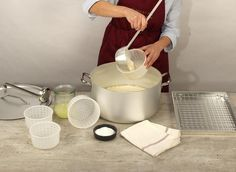 Comment faire son fromage...