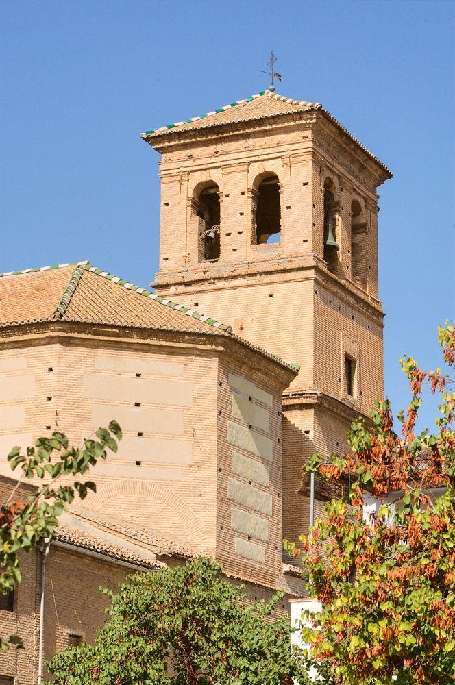 Albaicin Church, Granada
