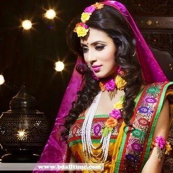 Bangladeshi Bride.