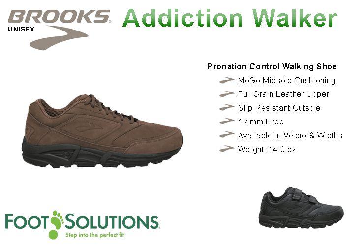 Brooks Addiction Walker - Unisex // Summer 2014