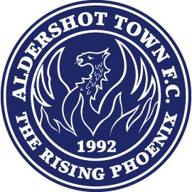 Team: Aldershot Town FC Venue: Priestfield Stadium