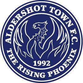 Team: Aldershot Town FC Venue: Priestfield Stadium