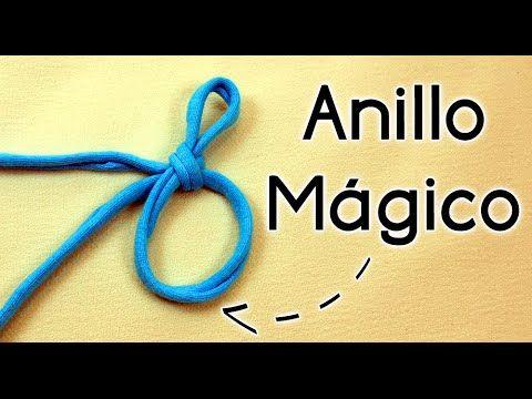Curso Amigurumis - Aumentos y Disminuciones - YouTube