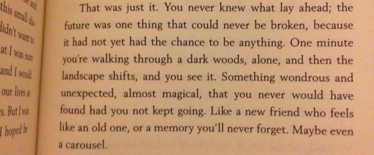 Sarah Dessen - Saint Anything #quotes #love #books #sarahdessen