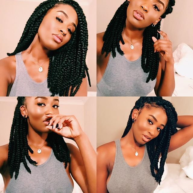 black haircut pictures best 25 box braid styles ideas on box braids 5964