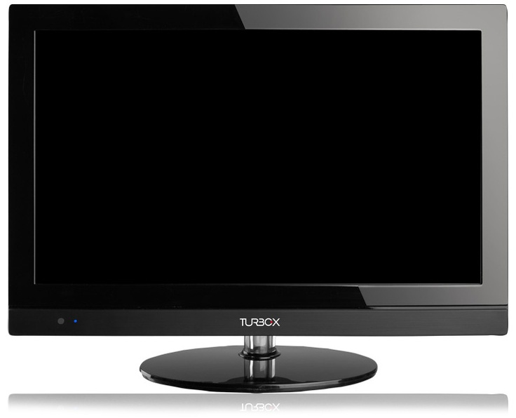 Turbo-X TXV-26 LED TV 26''. Τεχνολογία LED για ζωντανά χρώματα & οικονομία, με USB media player και 3x HDMI για τη σύνδεση πολλαπλών συσκευών αναπαραγωγής.