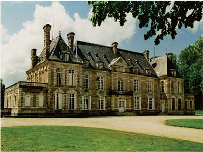 A french country manor houses pinterest for French country manor