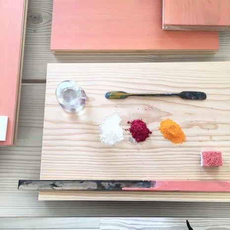 Best of 3 days of Design #1 .. Dinesens showroom hele to gange, fordi det er så smukt! Både den produkt-presenterende del, hvor linolie.dk afholdt workshop..