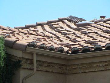 Sun Glo Solar Tube On Spanish Tile   Sun Glo On A Spanish Tile Roof