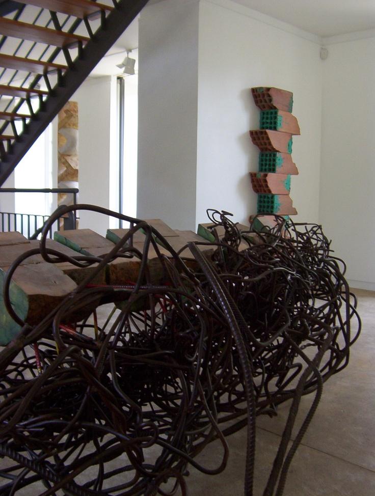 Bernard PAGES Maison des arts de Malakoff