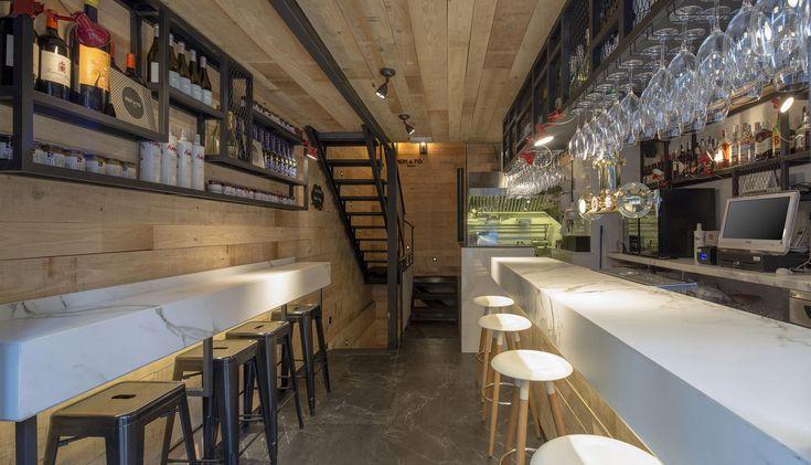 17 mejores ideas sobre escalera negro en pinterest - Empanelados de madera ...