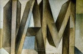 Artists who use Type - colin mccahon text