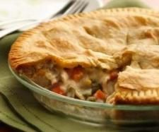 Recipe Turkey and Leek Pie by Maria Stuart - Recipe of category Main dishes - meat