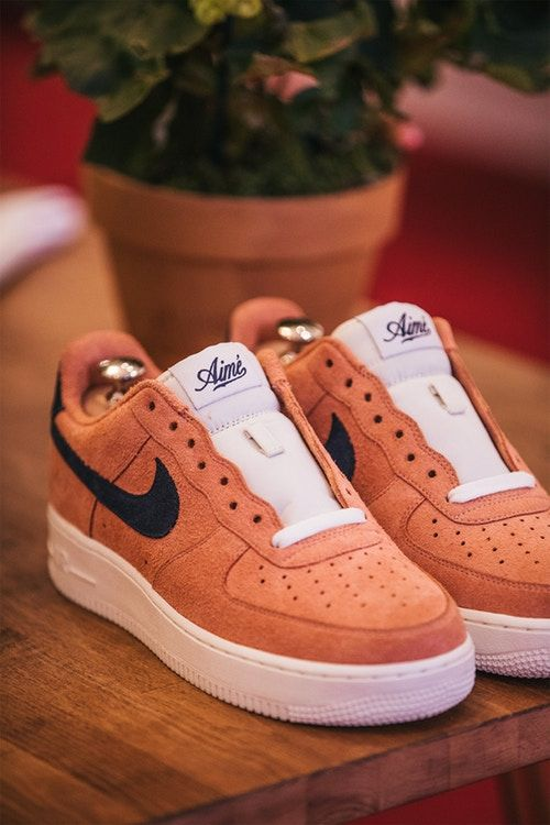 60f7e7fa8e23 Aimé Leon Dore Bespoke Nike Air Force 1 Low