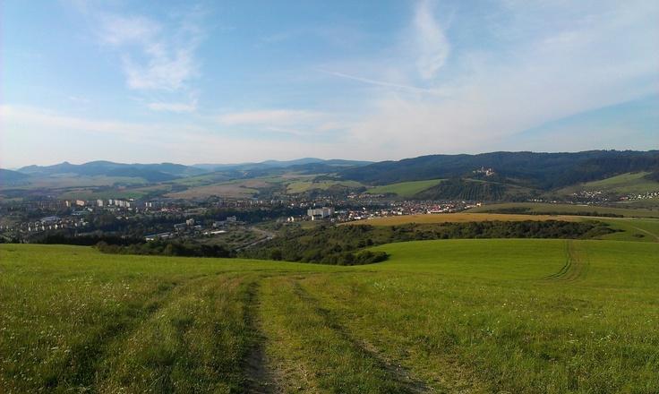 Town Stará Ľubovňa - North Spiš