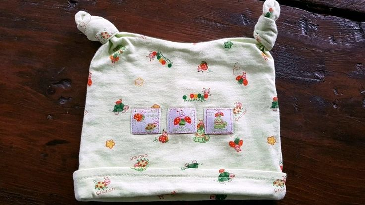 Bonnet Petit Kimbaloo pour bébé de 6 mois