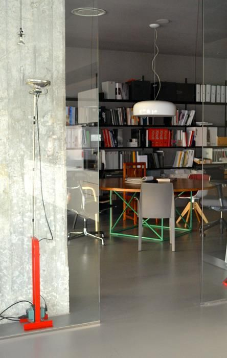Qui entri nello spazio uffici