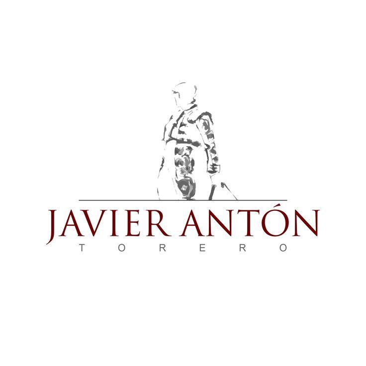 #Portfolio  Diseño de logotipo para Javier Antón, matador de toros.  #Hilarito #Logotipo #Logo #Diseño #DiseñoGráfico #Vector #Color #Logotype #Design #GraphicDesign #Branding #Marketing #Toros #Torero #Art