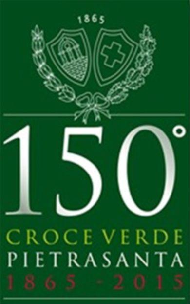 150° Croce Verde di Pietrasanta (1865-2015).