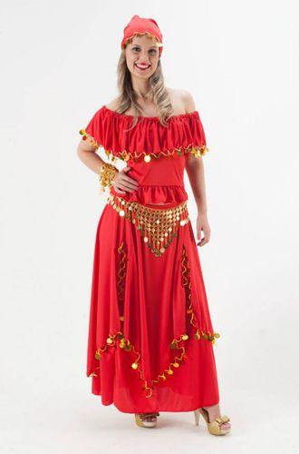 Fantasia Cigana Luxo AD