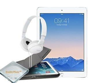 Save $99 on Apple iPad Pro 9.7 Inch WiFi 32GB Silver - Quality Photo Case For Ipad Pro 9.7 Inch And Micro Fiber Cloth - Sony Headphone at https://goo.gl/28NBPQ  Buy now and Shipping from USA to India using ShopUSA