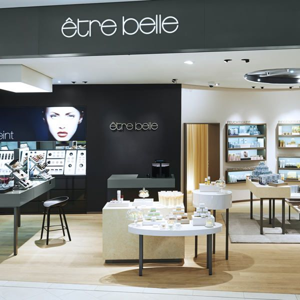 être belle in Frankfurt by Blocher Blocher Shops