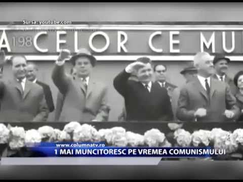 """Ce semnificatie are 1 Mai – """"Ziua Internationala a Muncii"""" si cum se sarbatorea ea in trecut (VIDEO)"""