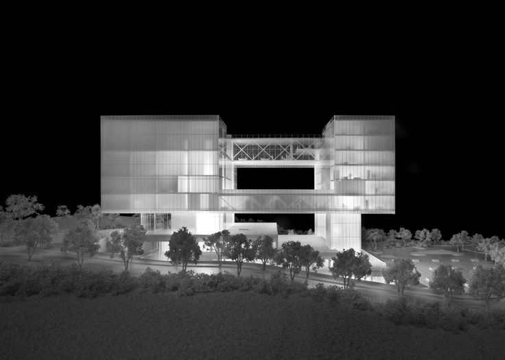 Chungwoon University Library,Model