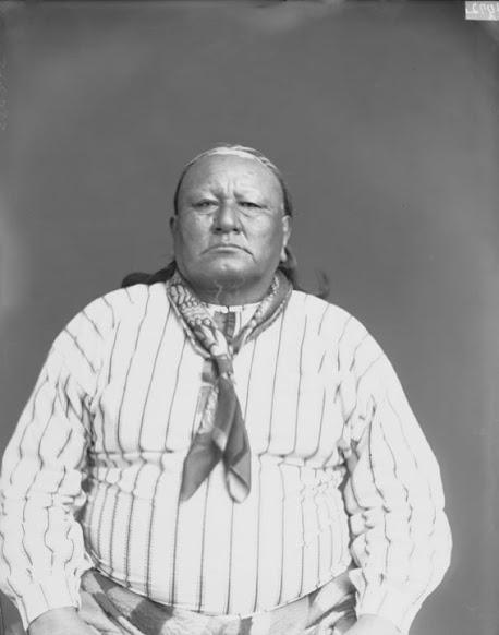 White Horn - Osage – 1904