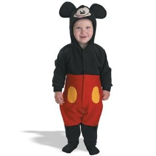 Disney Mickey Mouse Infant / Toddler Costume 18478