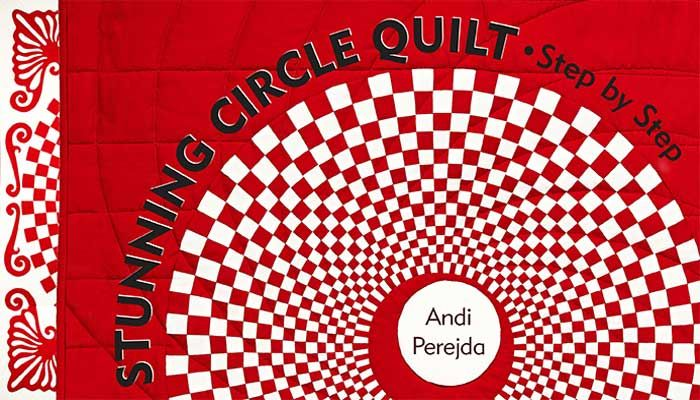 Discover the simple steps to sewing an illusion quilt that catches the eye and ignites the imagination! Join award-winning quilter Andi Perejda to create a