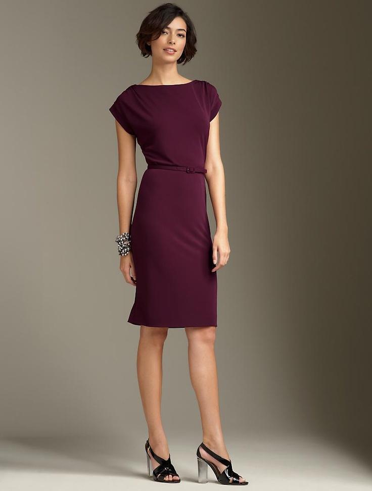 Dolman Dress @ Talbots