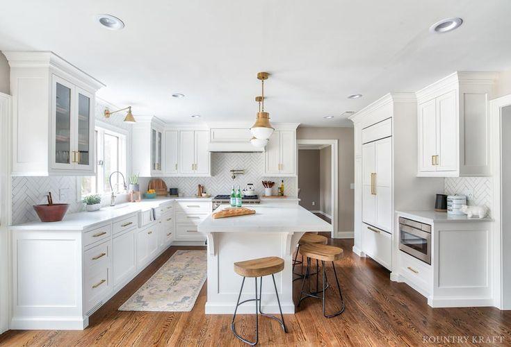 Elegant Kountry Kraft Kitchen Cabinets