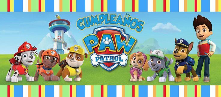 Si quieres hacer una fiesta temática de La Patrulla Canina, aquí encontrarás lo necesario para crear una fiesta de cumpleaños inolvidable y podrás descargar ...