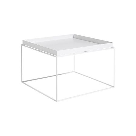 HAY - Tray Coffee Table - White