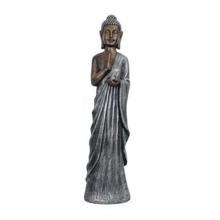 Remarkable Thai Buddha Statue - Benzara