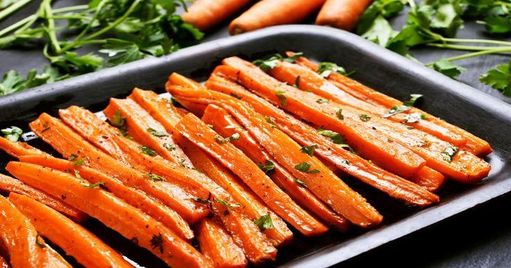 Ces carottes au miel ne sont vraiment pas compliquées à faire et sont vraiment délicieuses!
