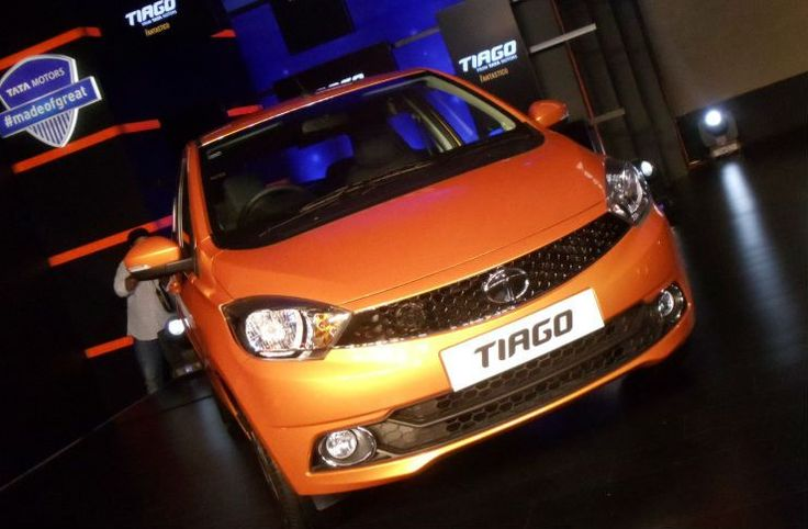 Tata Tiago is now official in India; Prices starts at Rs. 3.2 lakh