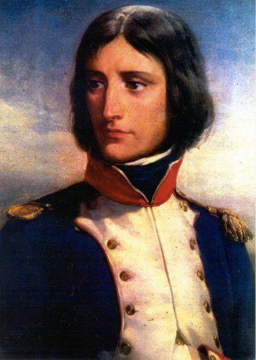 Napoleon Bonaparte, aged 23, Lieutenant-Colonel of a battalion, by Henri Félix Emmanuel Philippoteaux