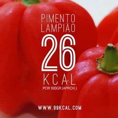 Alimento termogénico que ajuda a emagrecer, veja aqui: http://www.99kcal.com/2014/01/21/pimento-lampiao-so-26kcal/