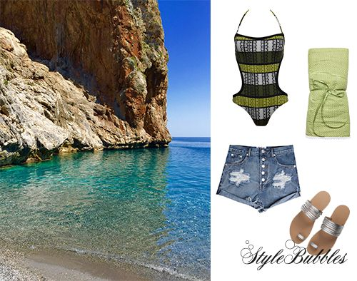 Beach look essentials over & over cause summer is still ON!  #Stylebubbles #fashion #sales #swiwear #beachwear