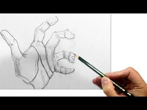 Ms de 25 ideas increbles sobre Como dibujar manos en Pinterest