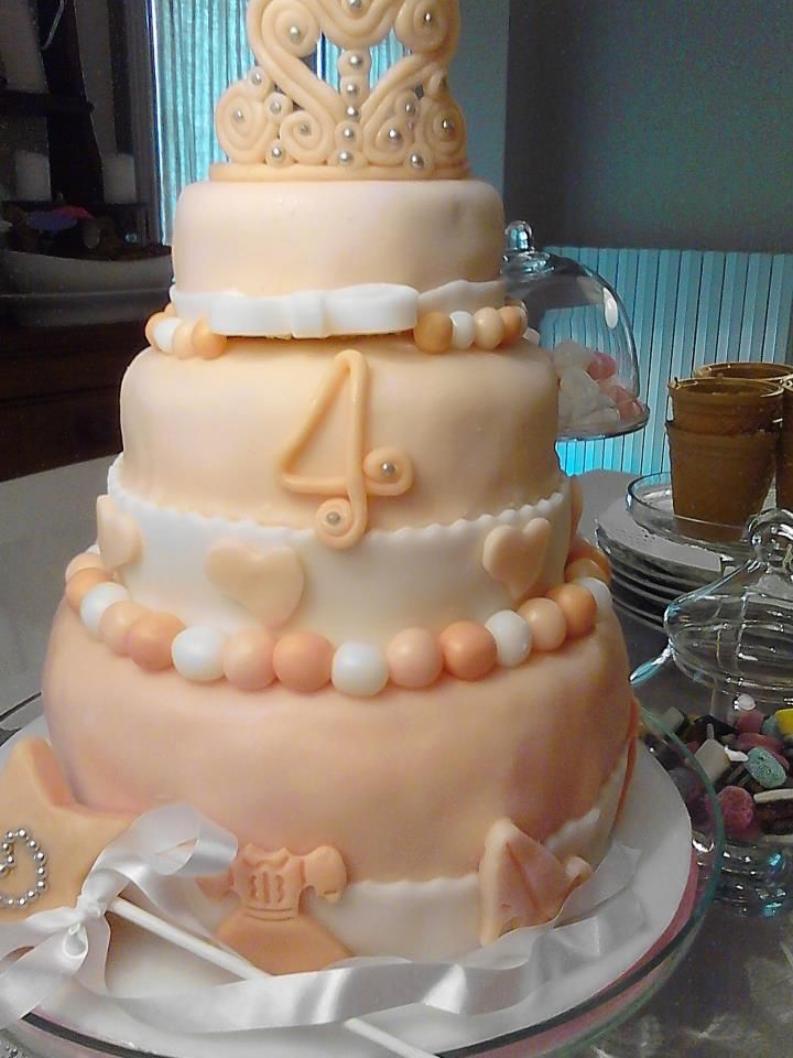 Lavinia's cake - special princess