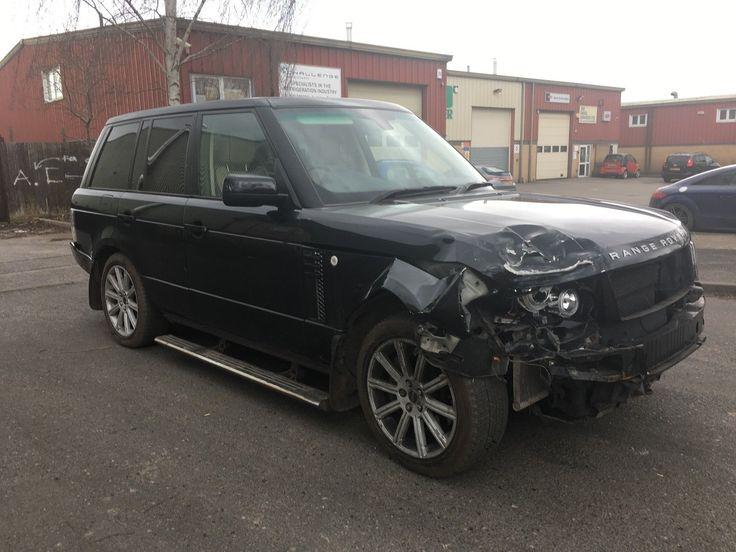 eBay: 2011 RANGE ROVER VOGUE 4.4TDV8 DAMAGED REPAIRABLE SALVAGE #carparts #carrepair