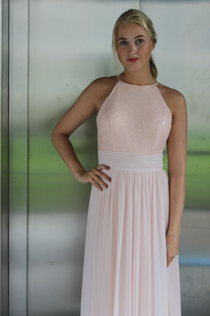 So pretty in pink , wedding or party dress from By Kris of Norway