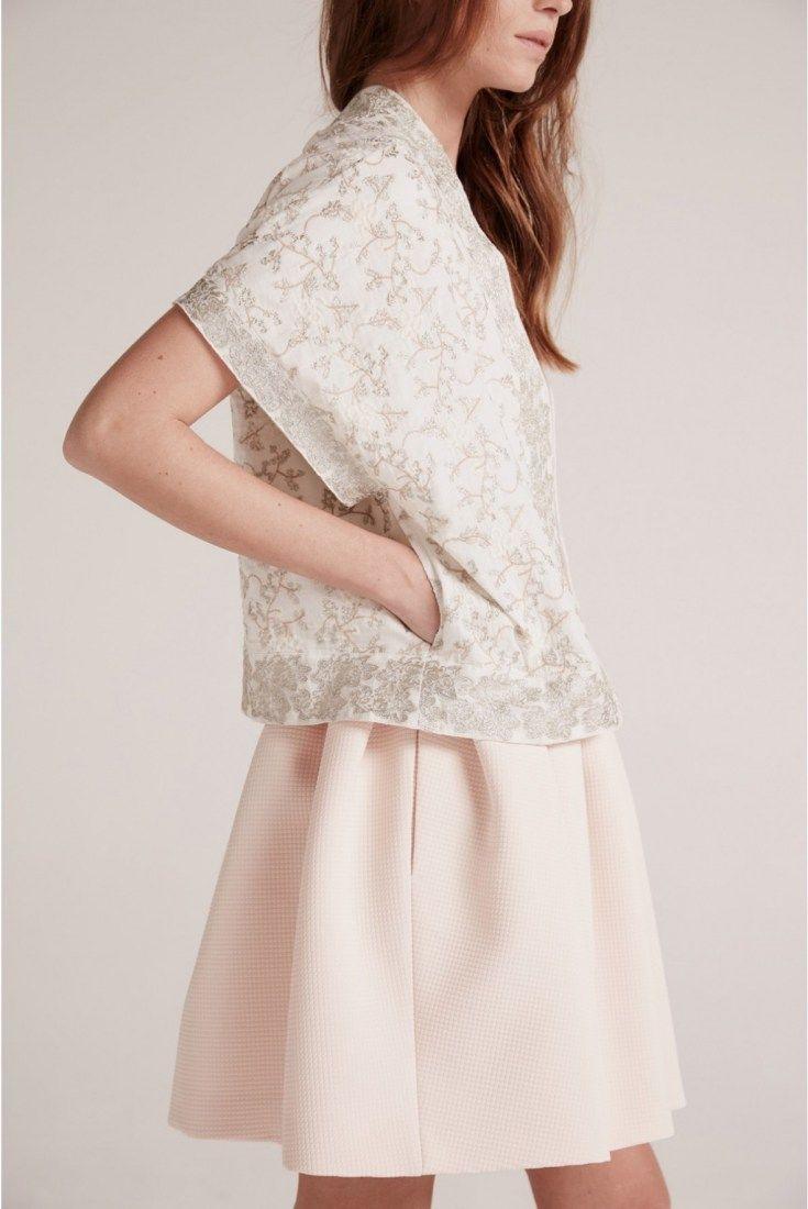les 25 meilleures id es concernant vestes de robe de mariage sur pinterest d sherbage robes. Black Bedroom Furniture Sets. Home Design Ideas