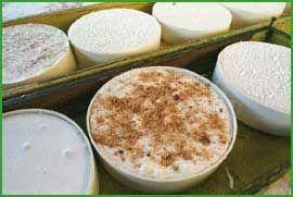 Geléia de mocotó simples , de amendoim, vinho e coco ralado