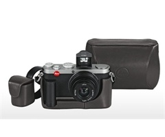 Leica X1 Eveready Case for camera with Leica X1 handgrip