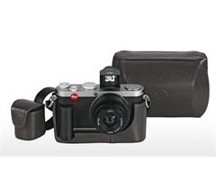 Leica X1 Eveready Case for camera with Leica X1 handgrip
